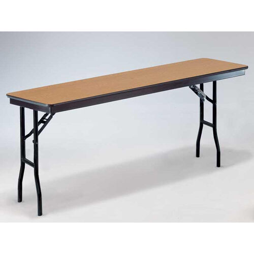 Our EF Series Standard Seminar Plywood Core Folding Table - 18