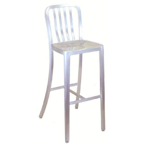 Our Slat Back Aluminum Barstool is on sale now.