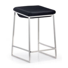 Lids Counter Stool in Dark Gray