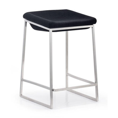 Our Lids Counter Stool in Dark Gray is on sale now.