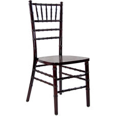 Advantage Mahogany Chiavari Chair