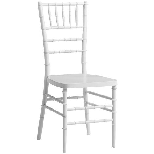 Our 1000 lb. MAX Resin Steel Core Chiavari Chair - Set of 2 - White is on sale now.