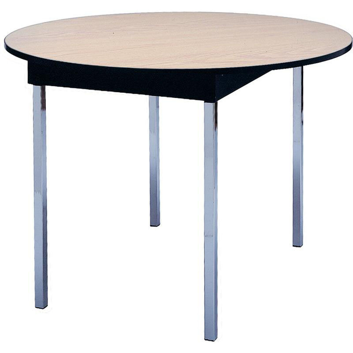 Round Conference Table DLDELRDVFE BestChiavariChairscom - 60 round conference table