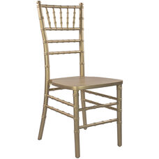 Advantage Gold Chiavari Chair
