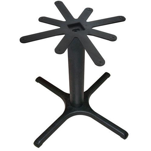 Our 4 Prong Cast Iron Dining Height Table Base with 36