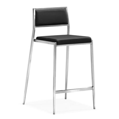 Dolemite Counter Chair in Black