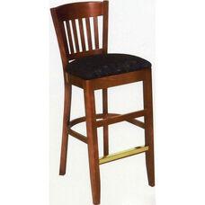1918 Bar Stool w/ Upholstered Seat - Grade 1