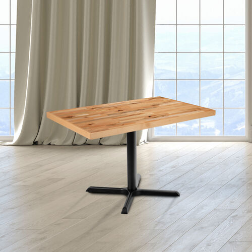 """Our 30"""" x 48"""" Rectangle Butcher Block Style Table Top is on sale now."""