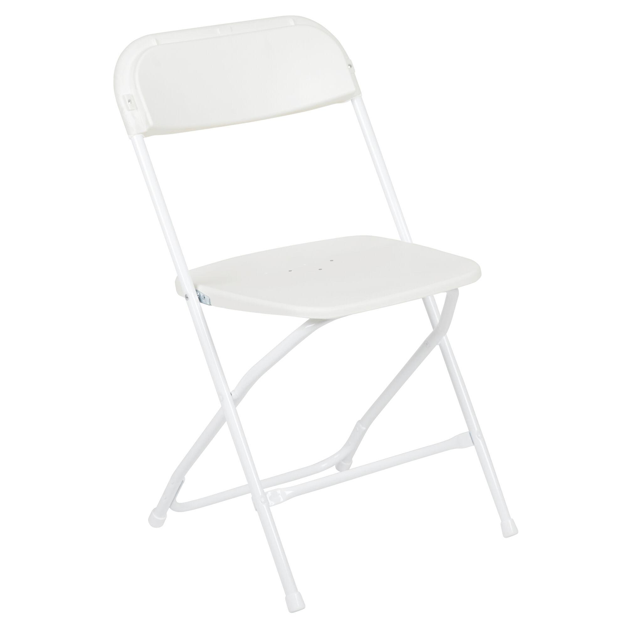Flash Furniture LE L 3 WHITE GG