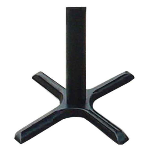 Our Cast Iron Table Base Set with Bar Stool Height Column - Black is on sale now.