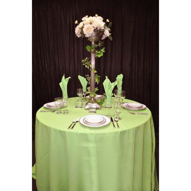 ... Our 60u0027u0027 X 108u0027u0027 Renaissance Stain Resistant Series Rectangular  Tablecloth   Celadon