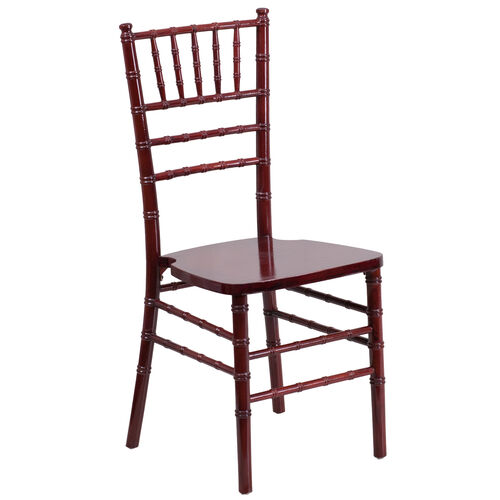 "Our HERCULES Series Mahogany Wood Chiavari Chair with <span style=""color:#0000CD;"">Free </span> Cushion is on sale now."