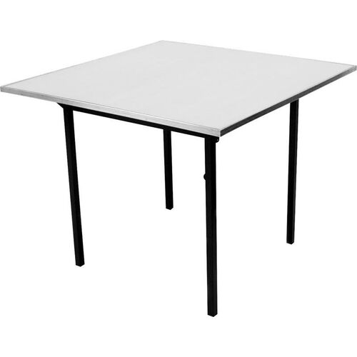 Our Original Series Square Banquet Table with Aluminum Edge and Mayfoam Top - 30