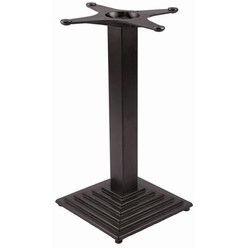TB 108 Cast Iron Standard Table Base with Column and 18
