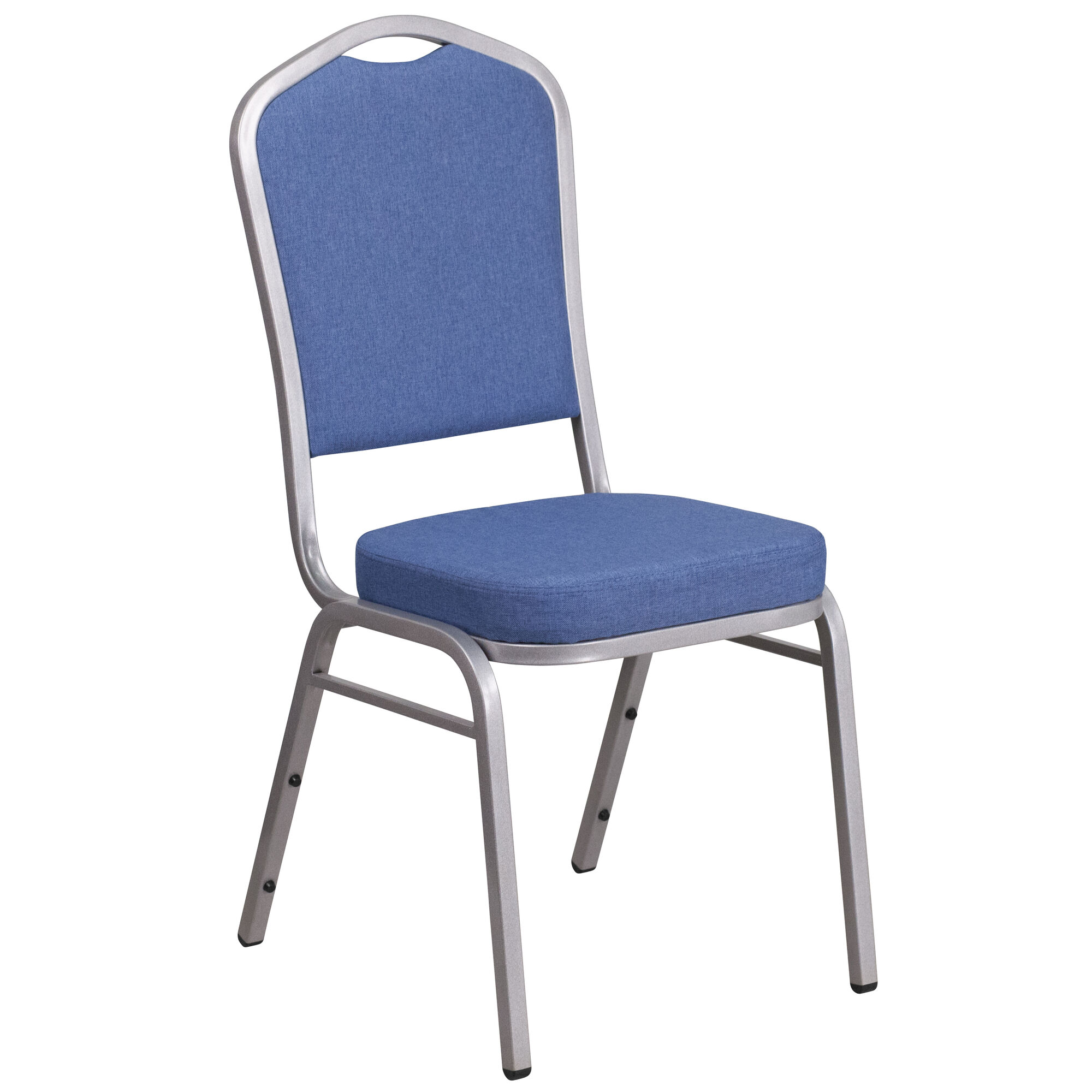 Blue Fabric Banquet Chair Fd C01 S 7 Gg