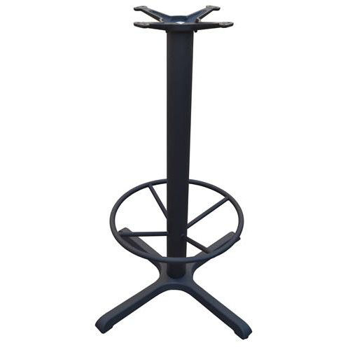 Our 4 Prong Cast Iron Bar Height Table Base with 22
