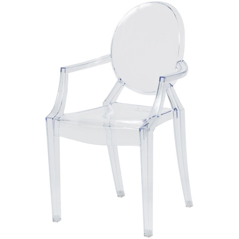 ... Our Kids Clear Polycarbonate Baby Kage Chair with Arms is on sale now.  sc 1 st  Best Chiavari Chairs & Kids Clear Baby Kage Chair RPC-KAGE-BABY-ARMS | BestChiavariChairs.com