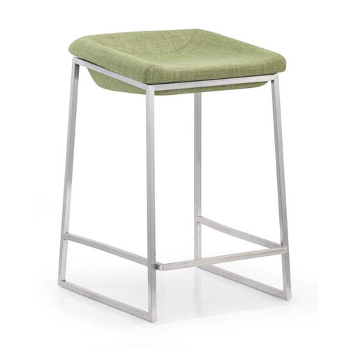 Our Lids Counter Stool in Green is on sale now.