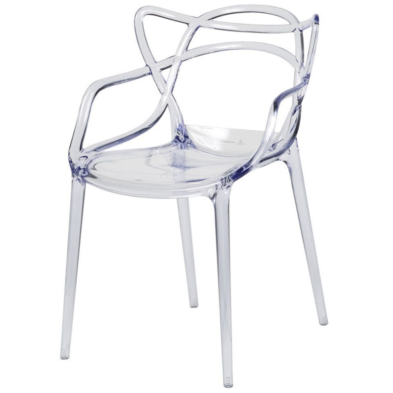... Our Kids Clear Polycarbonate Baby David Chair With Arms Is On Sale Now.