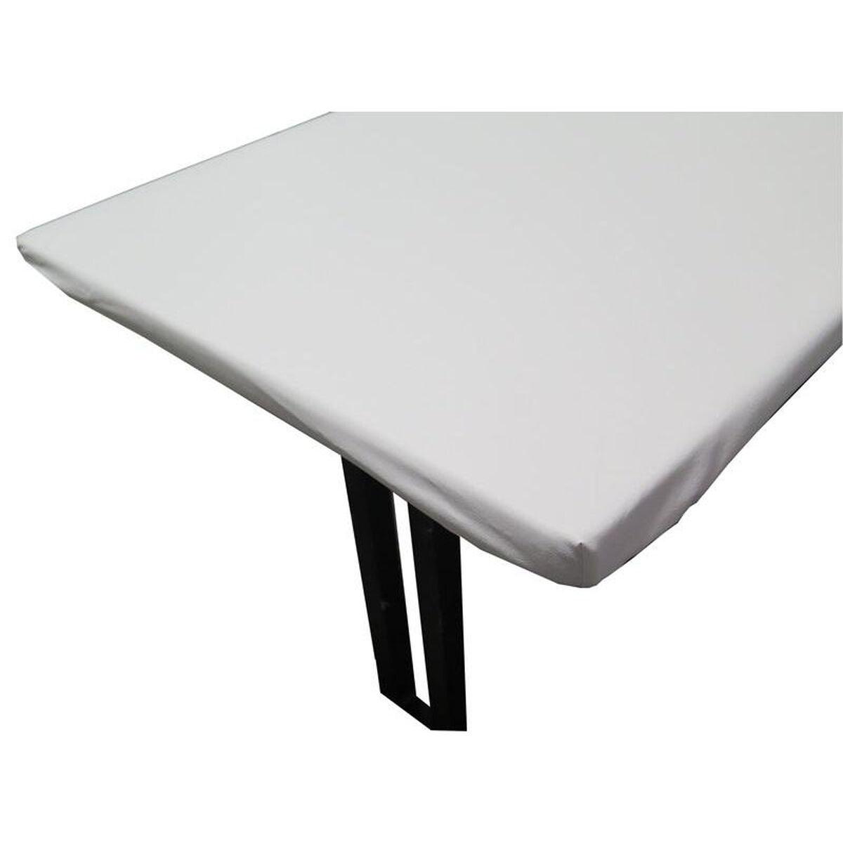 Snap drape 96 39 39 x 30 39 39 rectangular vinyl felt back table for Html table padding