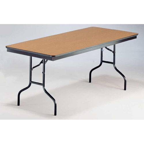 Our EF Series Rectangular Plywood Core Folding Table - 30