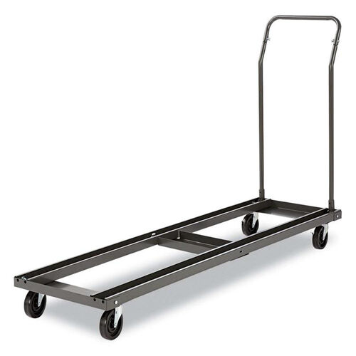Our Alera® Folding Chair and Table Cart - 20-3/4w x 50-5/8d to 75-3/8d - Black is on sale now.