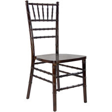 Advantage Fruitwood Chiavari Chair
