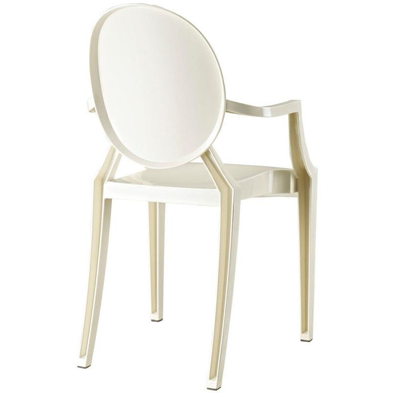 Our Casper Dining Armchair In White Is On Sale Now.