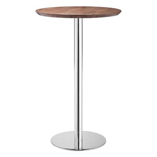 Our Bergen Bar Table in Walnut is on sale now.