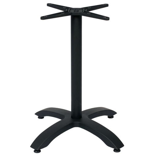 Our Bali 4-Leg Black Powder Coated Aluminum Base is on sale now.