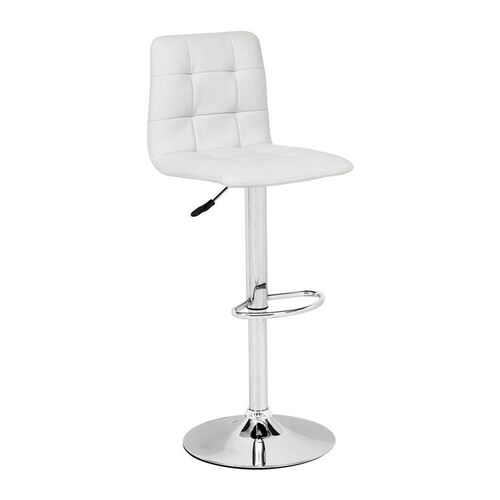 Oxygen Bar Chair in White