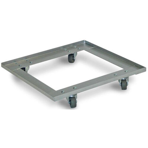 Our Universal Stacked Chair Steel Frame Dolly - 22