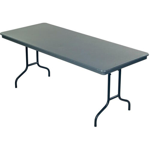 Dyna - Lite ABS Plastic Folding Seminar Table with Wishbone Legs - 30