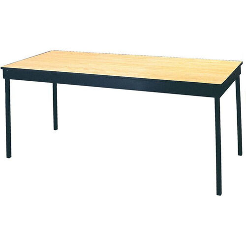 Our Deluxe Series Rectangular Conference Table with Vinyl Flush Edge and Laminate Top - 30