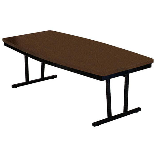 Our Customizable Boat Shaped Economy Conference Table - 30-36