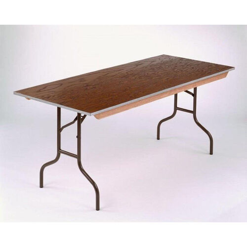 Our E Series Long Rectangular Plywood Core Folding Table - 30