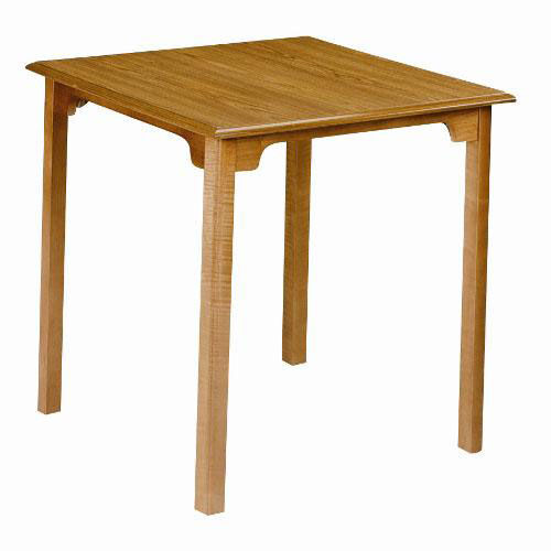 Our 160 Dining Table: Shaped Top with Square Legs is on sale now.