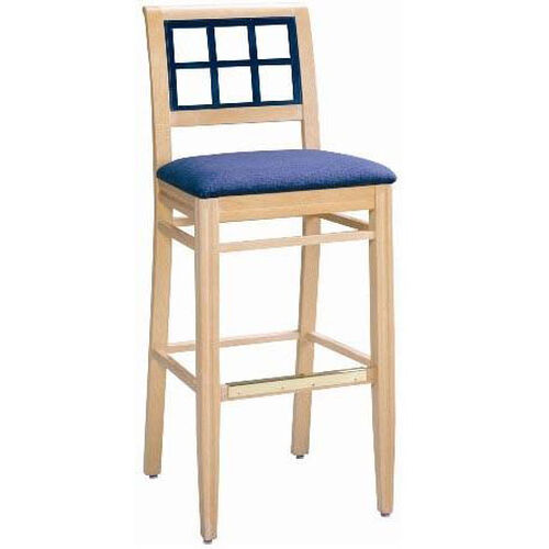 Our 598 Bar Stool w/ Upholstered Seat - Grade 1 is on sale now.