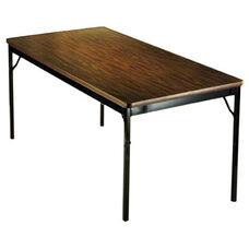 Customizable Classic Fixed Height Folding Training Table - 24