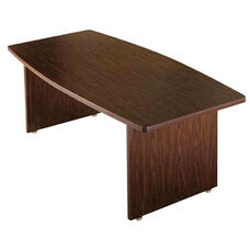 Customizable Rectangular Shaped American Conference Table - 48''W x 144''D x 30''H