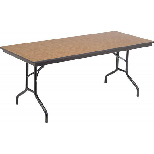 Laminate Top and Plywood Core Folding Seminar Table - 30