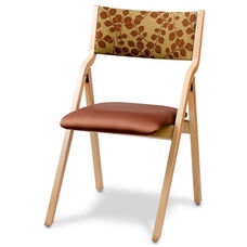 Milan Folding Chair - Grade 3