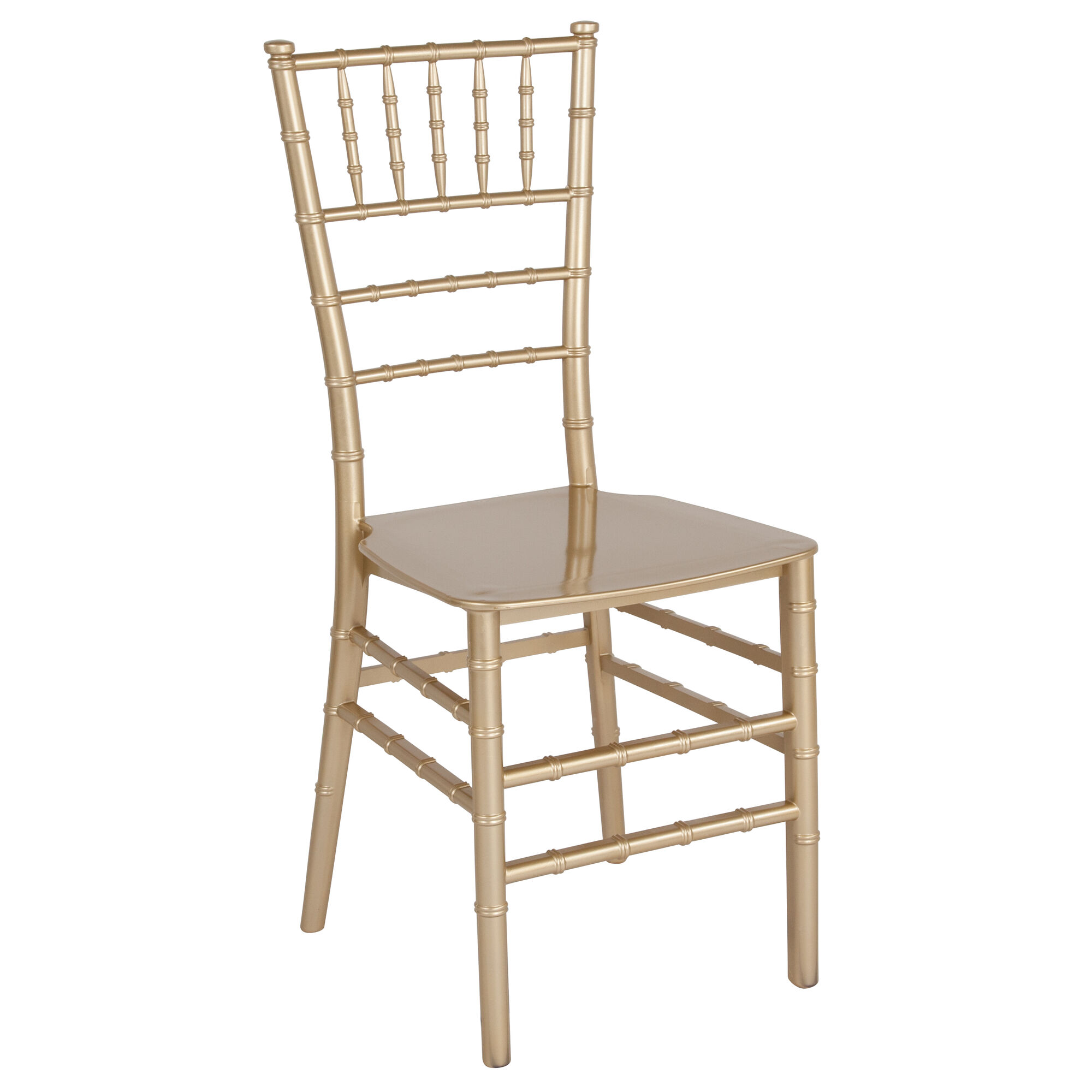 Magnificent Hercules Series Gold Resin Stacking Chiavari Chair With Free Cushion Bralicious Painted Fabric Chair Ideas Braliciousco