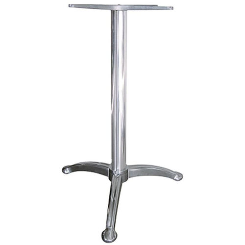 Our July 3 Footed Aluminum Outdoor Table Base with Column and 19