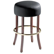 Americana Traditional Backless Barstool with Comfortweb Seat