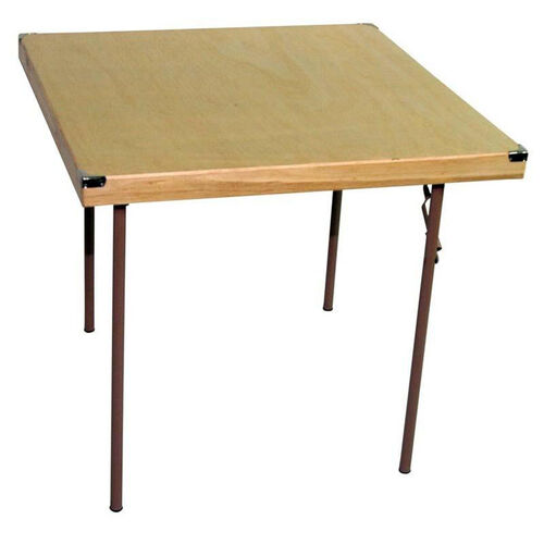 Caterer Elite Series Small Card Table with Non Marring Floor Glides - 32