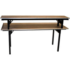 Original Series Rectangular Riser with Plywood Top - 72