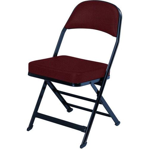 Our 3000 Series Fabric Upholstered Seat and Back Folding Chair with B Back Style is on sale now.