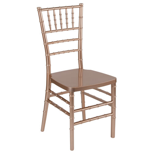 "Our HERCULES PREMIUM Series Rose Resin Stacking Chiavari Chair with <span style=""color:#0000CD;"">Free </span> Cushion is on sale now."