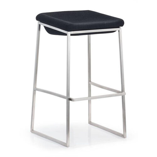 Our Lids Barstool in Dark Gray is on sale now.